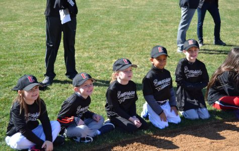 Opening day for softball and baseball is a hit