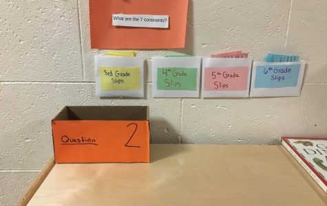 Growth mindset project gets students thinking positively