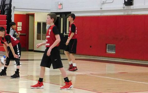 Emerson 12U boys' travel basketball team wins the league