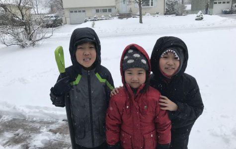 Snow days are fun days