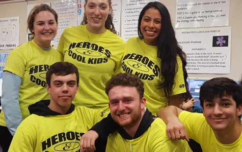 High school heroes speak messages of courage and perseverance