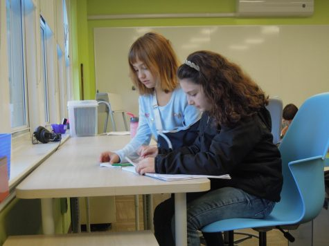 Newspaper club catches interest of students