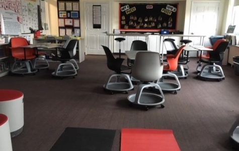 Flexible seating gets good grades
