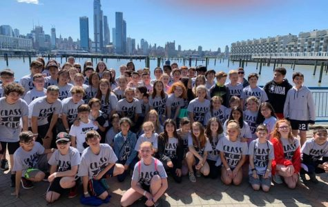 Sixth graders cruise toward the end of the year